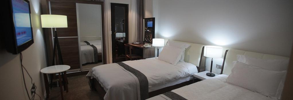 Hotel Citadel Narikala - Tbilisi - Bedroom