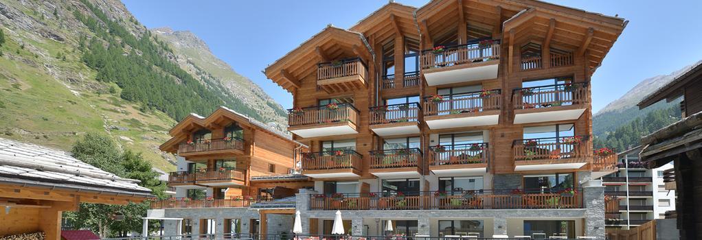 Alpenhotel Fleurs de Zermatt - Zermatt - Building