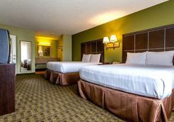 The Buena Park Hotel & Suites - Buena Park - Bedroom