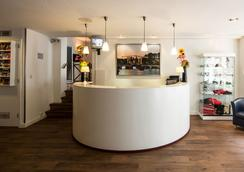 Hotel Residence Le Coin - Amsterdam - Front desk