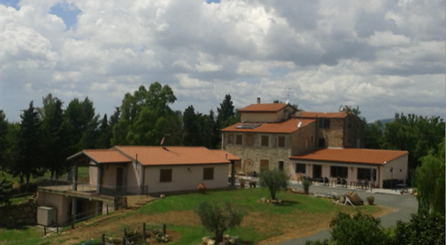 Agriturismo Diaccialone - Istia d'Ombrone - Building