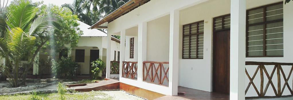 Bagamoyo Spice Villa - Nungwi - Building