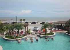 Gaido's Seaside Inn - Galveston - Pool