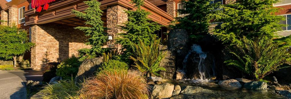 Olympic Lodge - Port Angeles - Building