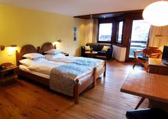 Hotel Allalin - Saas-Fee - Bedroom