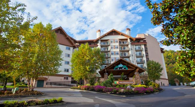 Holiday Inn Club Vacations Smoky Mountain Resort - Gatlinburg - Building