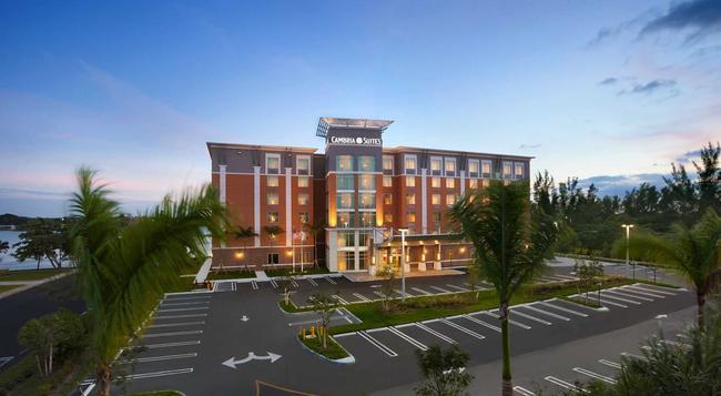 Cambria hotel & suites Miami Airport - Blue Lagoon - Miami - Building