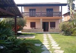 Casa Anis Hostel - Paraty - Outdoor view