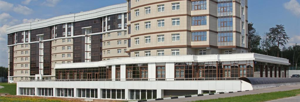 Alliance Greenwood Hotel - Moscow - Building