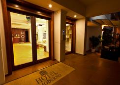 Hotel Moderno - Olbia - Lobby