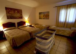 Hotel Moderno - Olbia - Bedroom