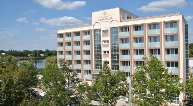 Hotel Délibáb - Hajdúszoboszló - Building