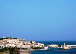 Achillion Palace - Rethymno - Beach