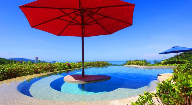 Pacific Club Resort - Karon - Pool