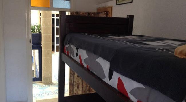 Dar el Pacha Hostel - Essaouira - Bedroom