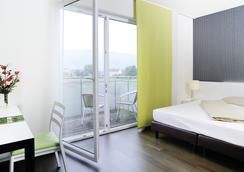 Harry's Home Hotel Linz - Linz - Bedroom