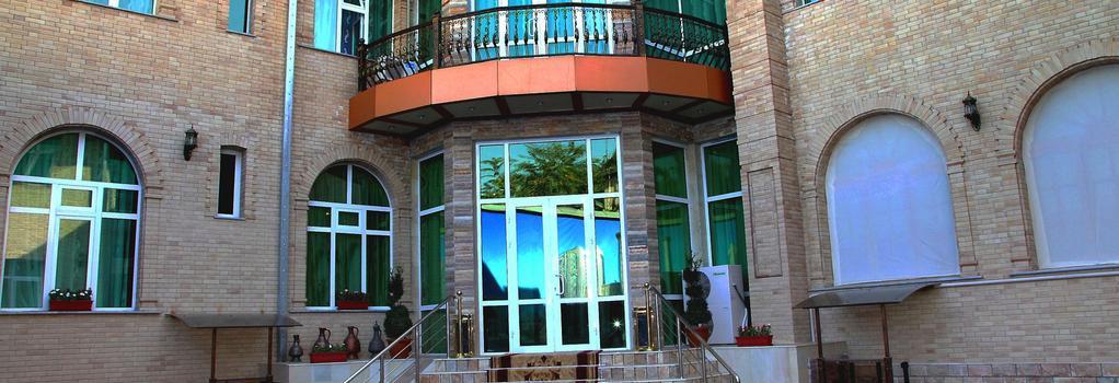 Hotel Royal Palace - Samarkand - Building