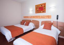 Grand Hotel de la Gare - Angers - Bedroom