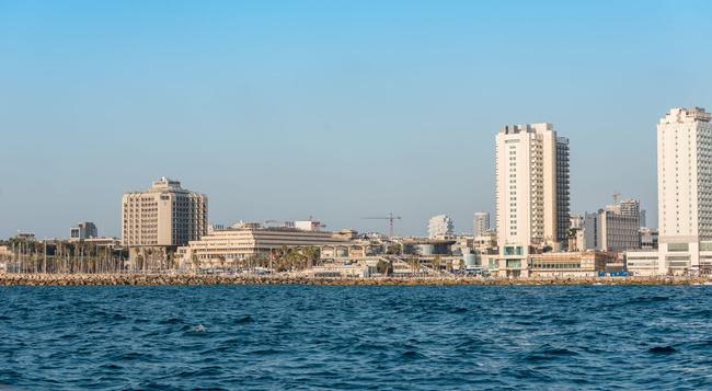 Leonardo Art Tel Aviv By The Beach - Tel Aviv - Building