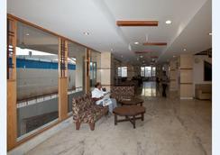 Hotel Janpath - Bangalore - Lobby