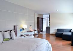 Hotel LP Columbus - La Paz - Bedroom