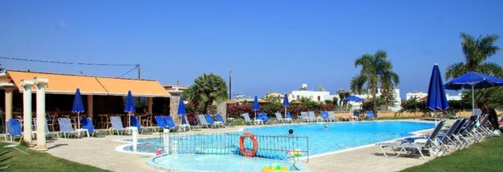 Socrates Hotel - Malia - Pool
