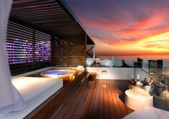 Hard Rock Hotel Ibiza - Sant Josep de sa Talaia - Balcony