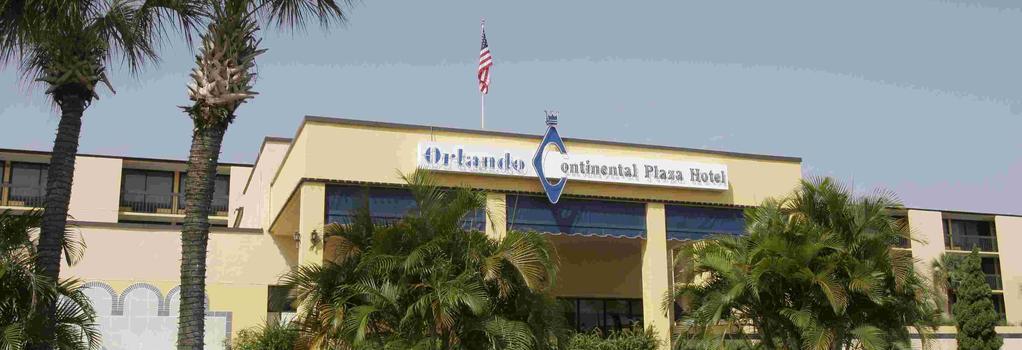 Orlando Continental Plaza Hotel - Orlando - Building