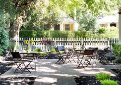 Brannan Cottage Inn - Calistoga - Patio