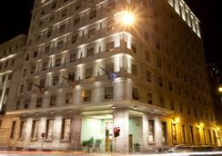 Bettoja Hotel Mediterraneo - Rome - Building
