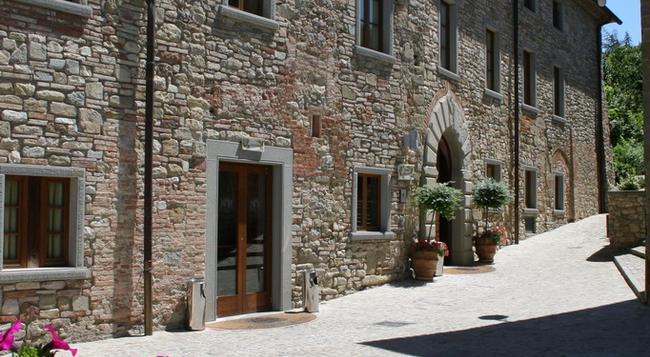 Borgo Di Celle - Citta Di Castello - Building