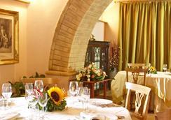 Borgo Di Celle - Citta Di Castello - Restaurant