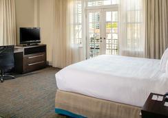 Residence Inn by Marriott Atlanta Midtown Georgia Tech - Atlanta - Bedroom