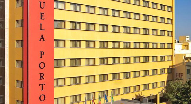 HF Tuela Porto - Porto - Building