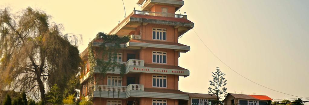 Araniko Village Resort - Bhaktapur - Building