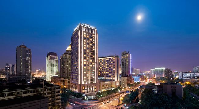 JW Marriott Hotel Hangzhou - Hangzhou - Building