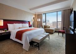 Courtyard by Marriott Hangzhou Wulin - Hangzhou - Bedroom