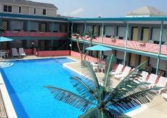 Lu Fran Motel - Wildwood - Pool