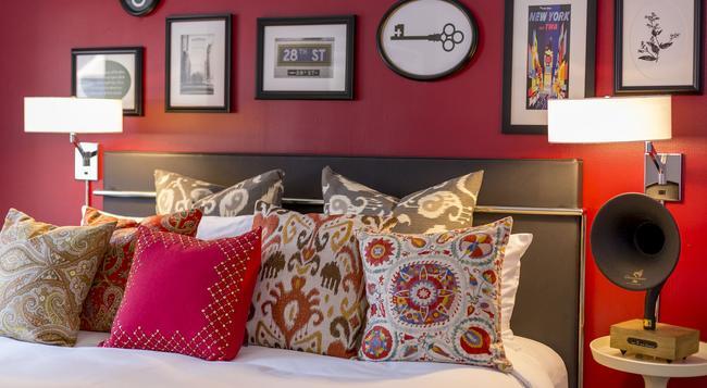 The Redbury New York - New York - Bedroom