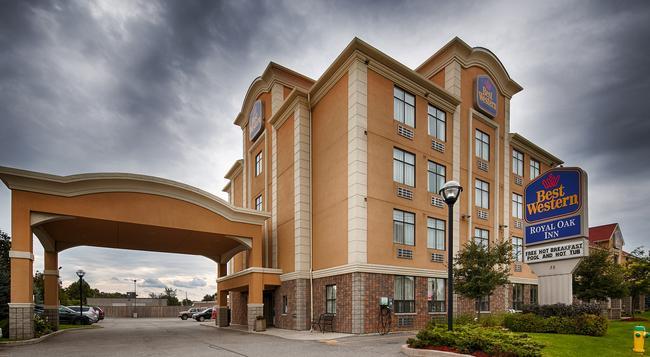 Best Western Royal Oak Inn - Barrie - Building