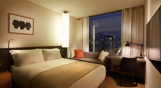 Shilla Stay Seodaemun - Seoul - Bedroom