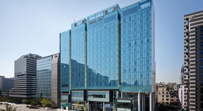 Shilla Stay Yeoksam - Seoul - Building
