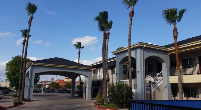 Texas Inn Downtown McAllen near Airport / Mall - McAllen - Building