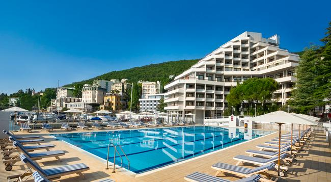 Remisens Hotel Admiral - Opatija - Building