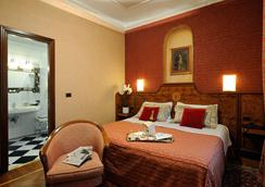 Hotel Farnese - Rome - Bedroom