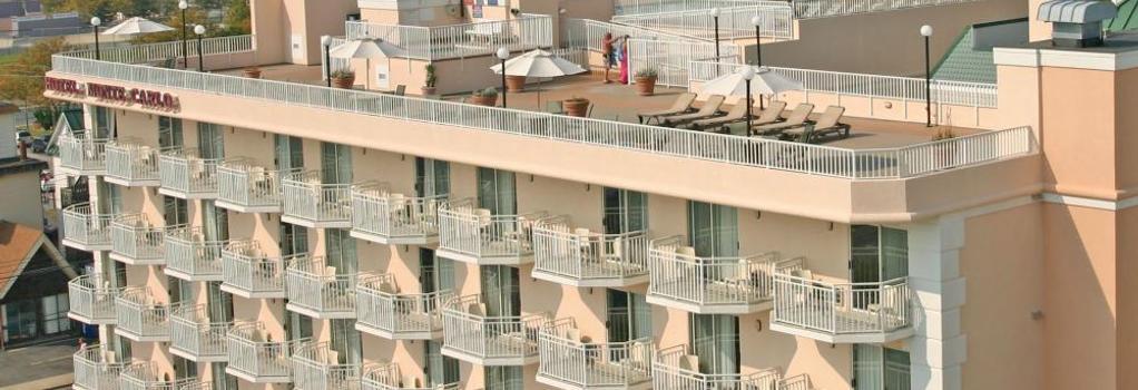 Hotel Monte Carlo - Ocean City - Building