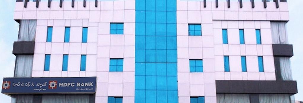 Fabhotel Majestica Inn Hitech City - Hyderabad - Building