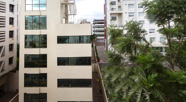 Fabhotel Blossoms Pune Airport - Pune - Building
