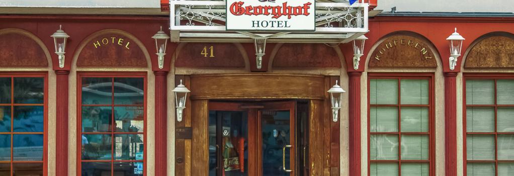 Georghof Hotel Berlin - Berlin - Building