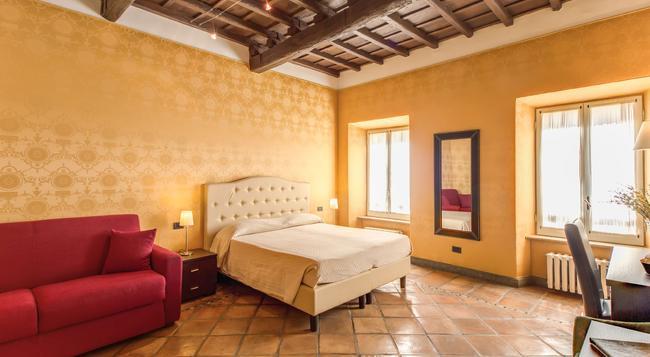 Hotel Apollo - Rome - Bedroom